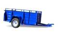 Rental store for TRAILER, UTILITY,5 X10 ,1AXLE in Sacramento CA