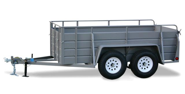 Where to find TRAILER, UTILITY, 5 X10 ,2 AXLE in Sacramento