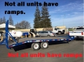 Rental store for TRAILER, DECKOVER, 2 AXLE in Sacramento CA