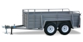 Rental store for TRAILER, UTILITY, 5 X12 , W BRAKES in Sacramento CA